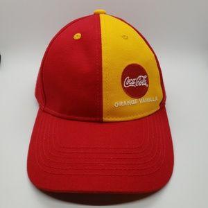 Coca Cola Orange Vanilla Strapback Hat